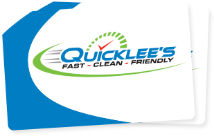 Quicklees Rewards Card